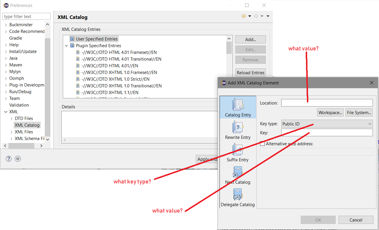 No grammar constraints (DTD or XML Schema) referenced in the