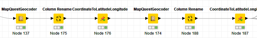 calculate distance between two latitude longitude points