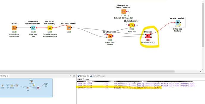 Workflow After Running Last Step (Var loop end)