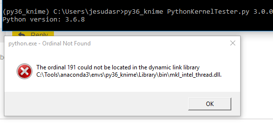 Python Extension not recognizing Anaconda environment in