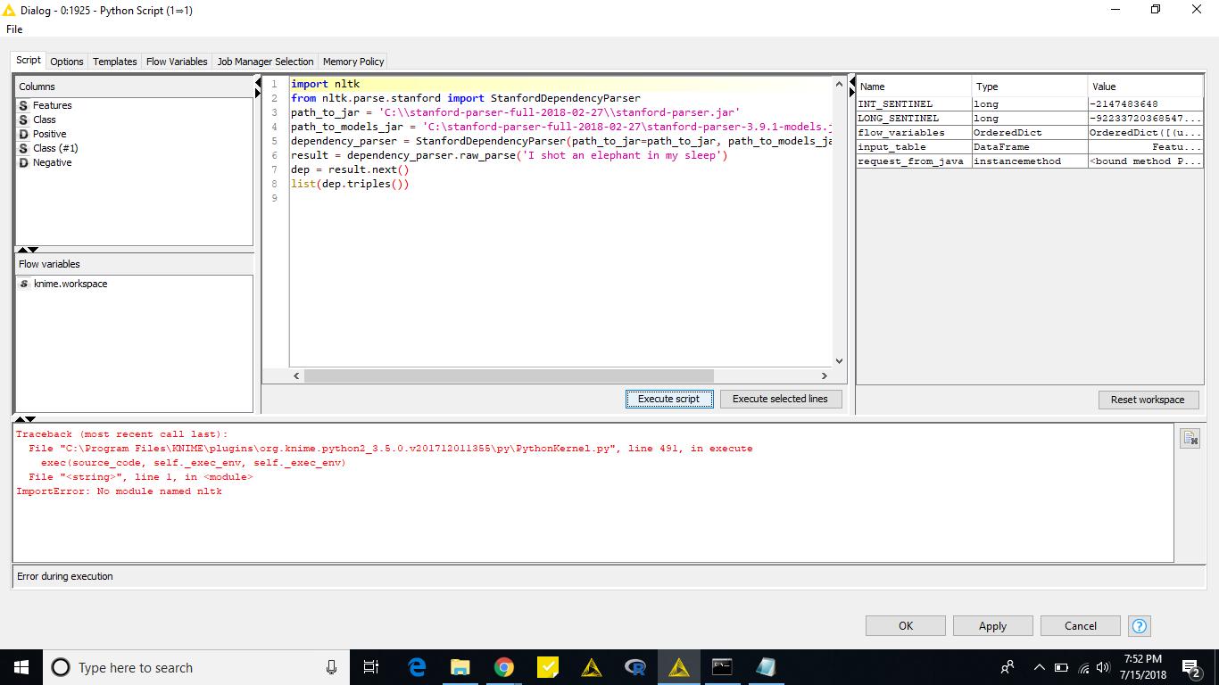 python script to execute bash command