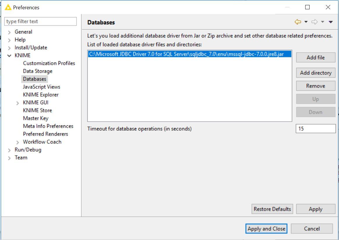 Integration Authentication Error Microsoft Sql Server 2017