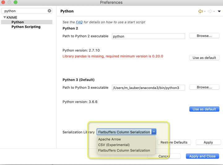 Python Script - Text Processing - KNIME Community Forum