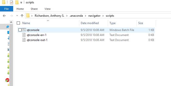 Conda Solving Environment Failed Windows