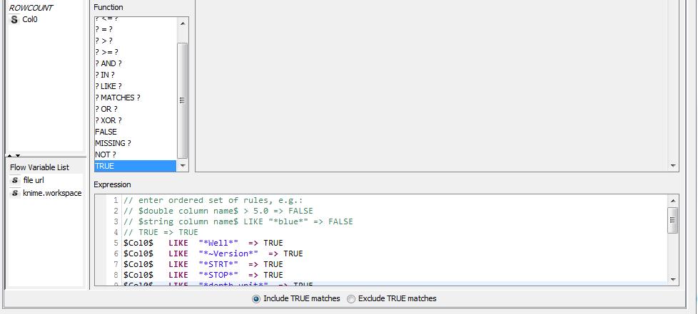 Meta data manipulation, Text file breaking rows into columns