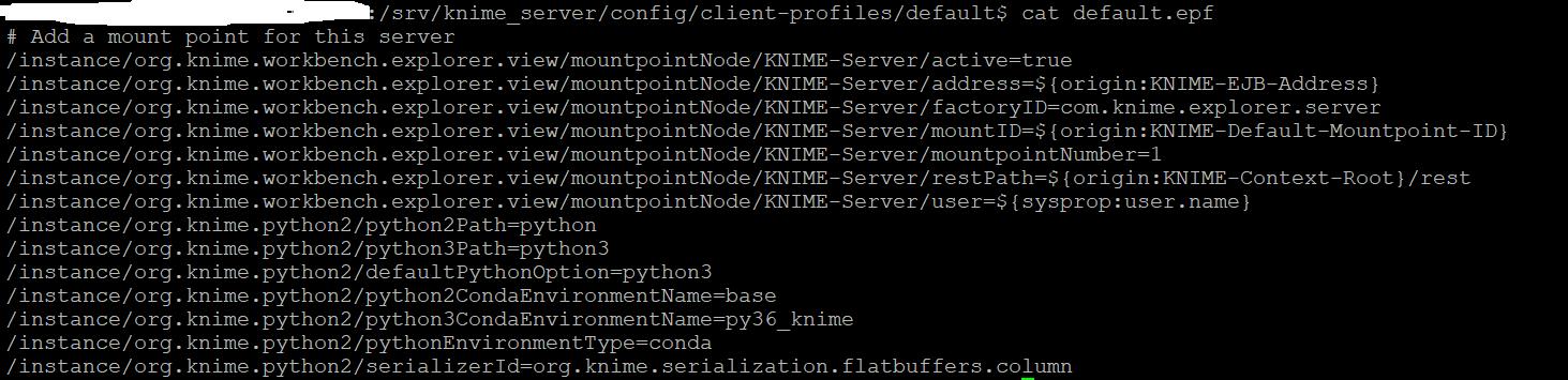 knime-server-config-profile