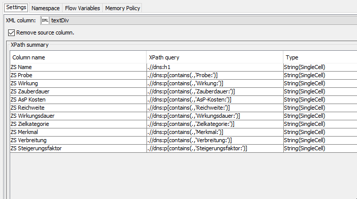 xpath-property-extraction