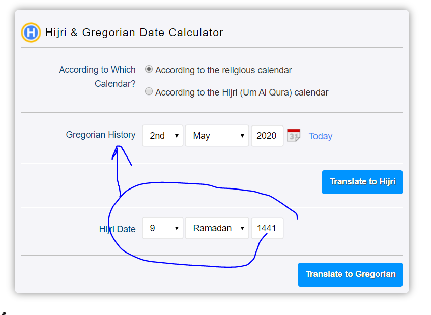 Islamic calendar Convert / Change Date Format to Normal Calendar format -  KNIME Analytics Platform - KNIME Community Forum