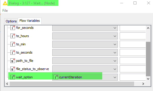 Wait Node Config 2