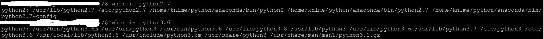 python-envs